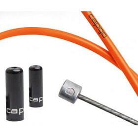 capgo Blue Line Vario Dropper Post Cable Set, neon orange